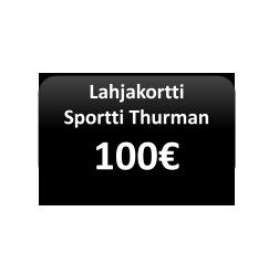 Lahjakortti 100€ Tuotekuva