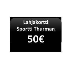 Lahjakortti 50€ Tuotekuva