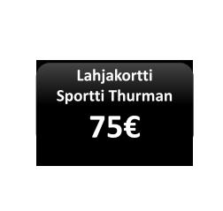 Lahjakortti 75€ Tuotekuva
