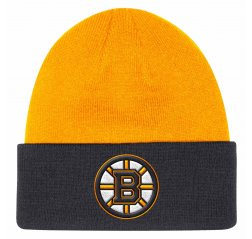 Boston Bruins 2019/20 Cuffed Beanie NHL Knit Hat Tuotekuva