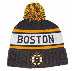 Boston Bruins 2019/20 Culture Cuffed NHL Knit Hat