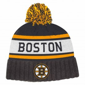 Boston Bruins 2019/20 Culture Cuffed NHL Knit Hat