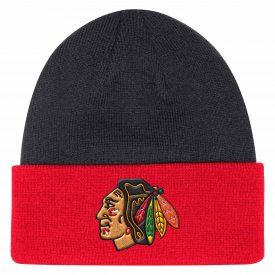 Chicago Blackhawks 2019/20 Cuffed Beanie NHL Knit Hat