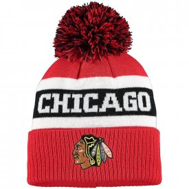 Chicago Blackhawks 2019/20 Culture Cuffed NHL Knit Hat