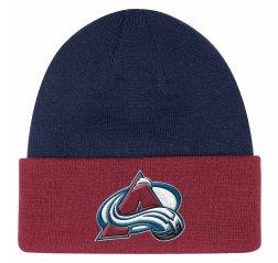 Colorado Avalanche 2019/20 Cuffed Beanie NHL Knit Hat