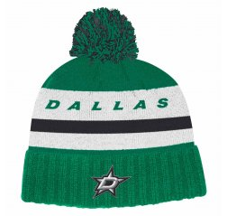 Dallas Stars 2019/20 Culture Cuffed NHL Knit Hat
