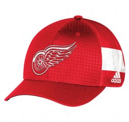 Detroit Red Wings adidas 2017 Draft Structured Lippalakki