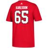 Ottawa Senators Erik Karlsson adidas Nimi & Numero T-paita Tuotekuva