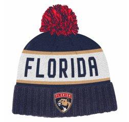 Florida Panthers 2019/20 Culture Cuffed NHL Knit Hat