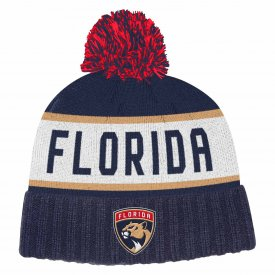Florida Panthers 2019/20 Culture Cuffed NHL Knit Hat