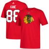 Chicago Blackhawks Patrick Kane adidas Nimi & Numero T-paita