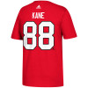 Chicago Blackhawks Patrick Kane adidas Nimi & Numero T-paita Tuotekuva