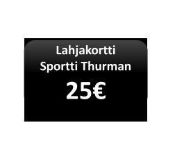 Lahjakortti 25€ Tuotekuva