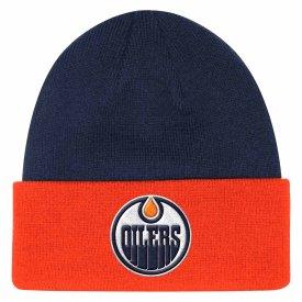 Edmonton Oilers 2019/20 Cuffed Beanie NHL Knit Hat