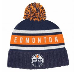 Edmonton Oilers 2019/20 Culture Cuffed NHL Knit Hat