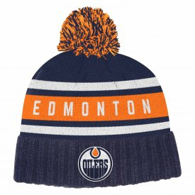 Edmonton Oilers 2019/20 Culture Cuffed NHL Knit Hat