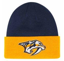 Nashville Predators 2019/20 Cuffed Beanie NHL Knit Hat