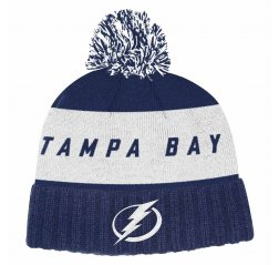 Tampa Bay Lightning 2019/20 Culture Cuffed NHL Knit Hat
