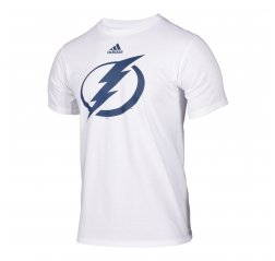 Tampa Bay Lightnings adidas Logo T-paita